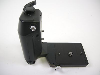 Mamiya 645E Rapd Advance Grip with Adapter in excellent + condition