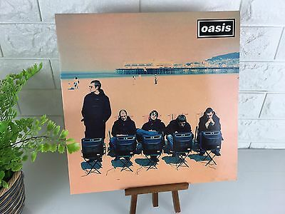"""Oasis, Roll With It, Creation Records, CRE 212T, 12"""" Single"""