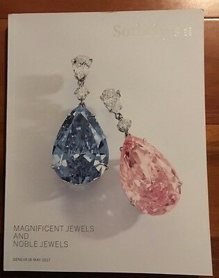 Sotheby's Magnificent Jewels and Noble Jewels Geneva 16 May 2017