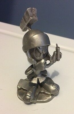 Rawcliffe Pewter Figurine MARVIN THE MARTIAN*Warner Bros 1994