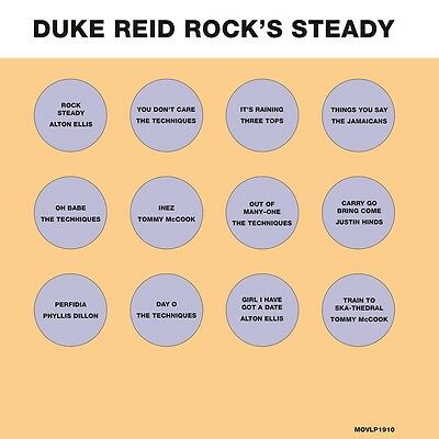 Music on Vinyl - Duke Reid Rock's Steady