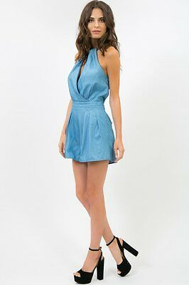 Denim Darcia Romper