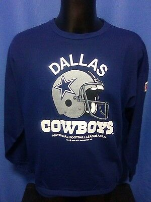 NFL Dallas Cowboys Sweater Sweat Shirt size XL