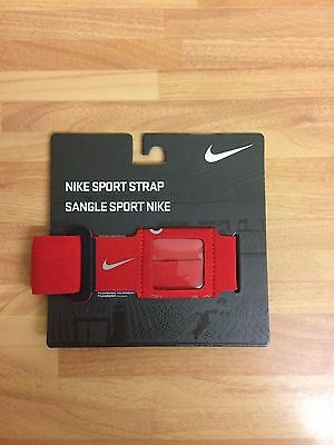 Brand New Red Nike Sport Strap/armband For Ipod Nano