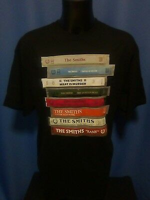 The Smiths Cassette Stack T Shirt size 3XL XXXL