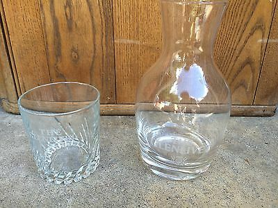 The Glenlivet Whiskey Rocks Glass & Decanter Set