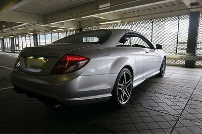 Mercedes Benz CL63 AMG 2010 6.2 Litre Silver (Fully Loaded) (CAT D)