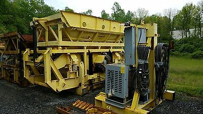 Ray McClain Padmaster Pipeline Padding Machine Model 4-10