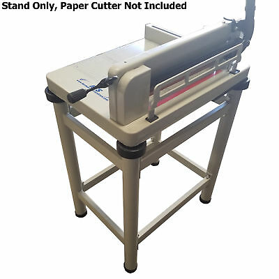 """HFS(R) Paper Cutter Table Stand - For 17"""" Guillotine Paper Cutter"""