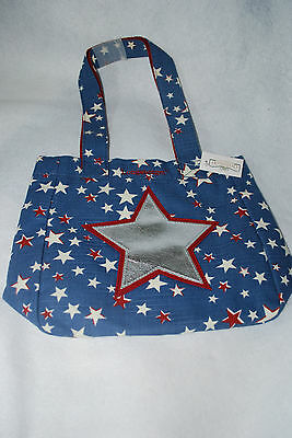 New Longaberger Homestead Starburst Purse/tote - New With Tags