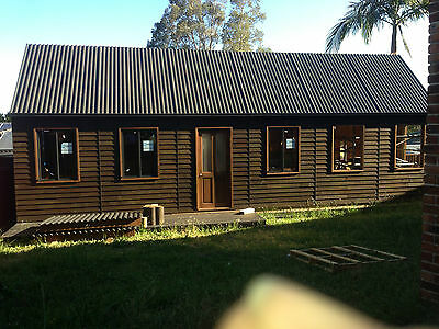EFC  CEDAR CABIN GRANNYFLAT  and ,INSTALLED,max 100klms Sydney