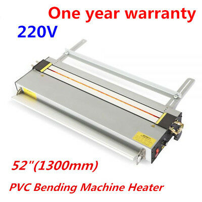 "52""(1300mm) Upgraded Acrylic Plastic PVC Bending Machine Heater for Lightbox"