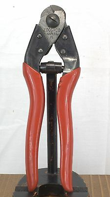 USED FELCO C7 (LOOS Co.)  WIRE/CABLE CUTTERS 5mm