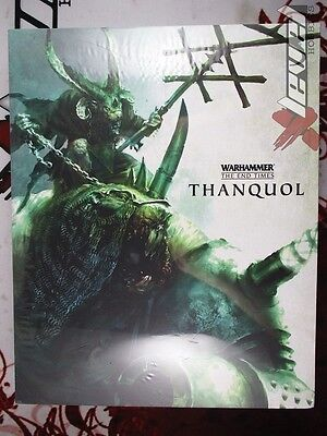 Thanquol [Hard Cover] The End Times [x1] Books [Warhammer] Sealed