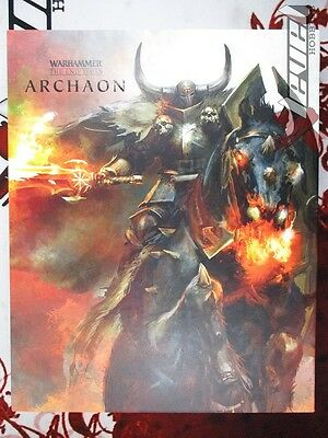 Archaon [Hard Cover] The End Times [x1] Books [Warhammer] Good