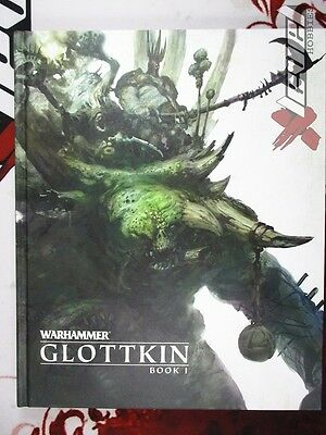 Glottkin [Hard Cover] The End Times [x1] Books [Warhammer] Good
