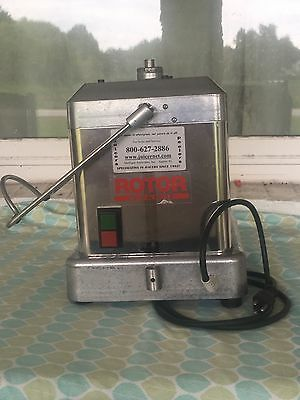 Rotor Vitamat Commercial Restaurant Juicer Juice Extractor RVP *Base Only*