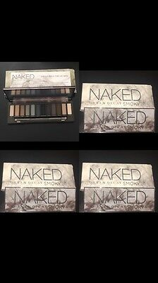 """Urban Decay Eyeshadow Palette """"Naked Smoky"""" 100% Authentic & New"""
