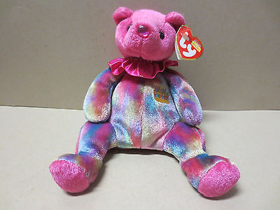 TY Beanie Babies Collection- January Birthday- Garnet - With Hang & Tush tags