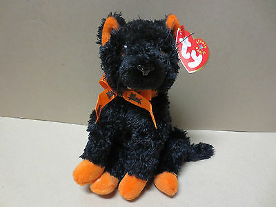 TY Beanie Babies Collection- Fraidy- With Hang & Tush tags