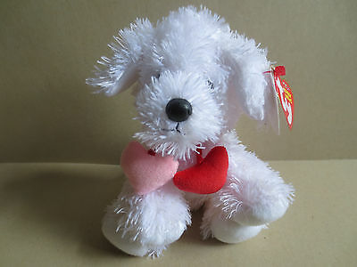 TY Beanie Babies Collection- Loveypup- With Hang & Tush tags