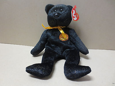 TY Beanie Babies Collection- Haunt - With Hang & Tush tags