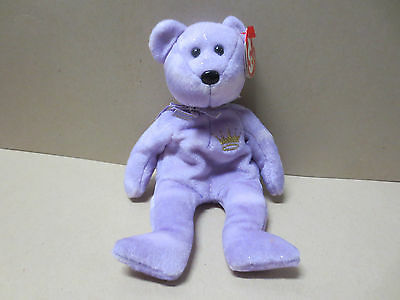 TY Beanie Babies Collection- 10 Yrs- Yours Truly- With Hang & Tush tags