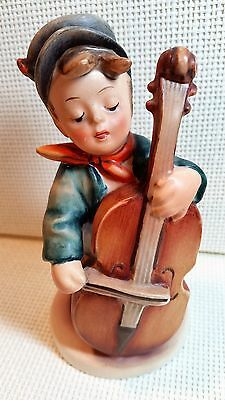 Hummel # 186 Sweet Music Incised Crown And Stamped Full Bee Tmk 2 +1 No Crazing!