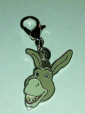 Donkey From Shrek Charm From Universal Studios Theme Park