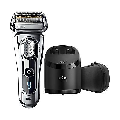 Braun Series 9 9290CC Wet & Dry Electric Shaver for Men with Clean & Charge -NEW