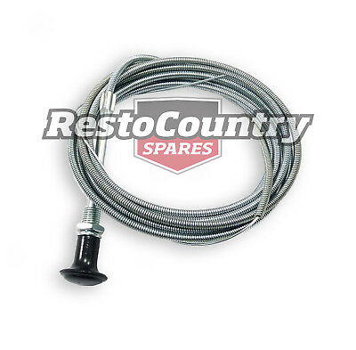 "Universal Choke Cable 110"" Long Holden Ford Mazda Valiant"