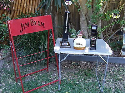 Jim Beam Collection. Bar, Man Cave.