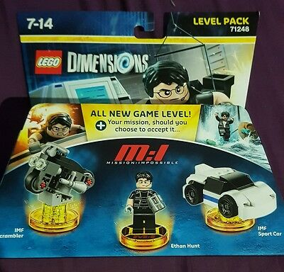 LEGO Dimensions Mission: Impossible  Level Pack (#71248)