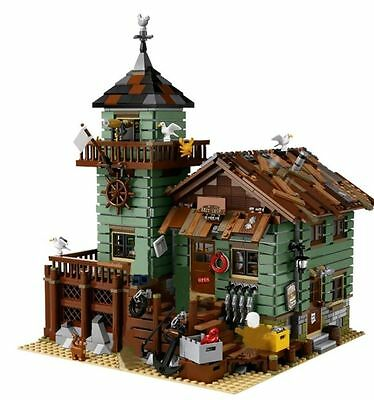 **BRAND NEW** LEGO IDEAS 21310 Old Fishing Store VIP Pre-order Ships End August