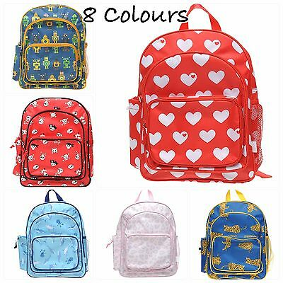 Britt Kids/Toddler Backpack/Rucksack/Bag (M/L) - Daycare/Preschool/School - GIFT