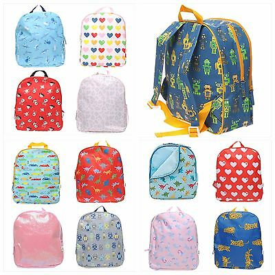 Britt Kids Bag/Backpack/bag (s/m) - DayCare Preschool School for Boys/Girls GIFT