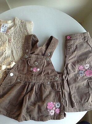 size 3-6 months 00 girls bundle, Sprout and Target