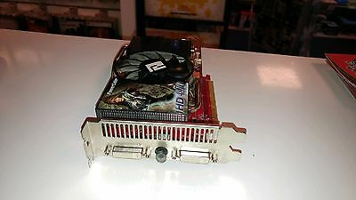 Carte graphique Radeon HD 4870 1go DDR5 Power Color Zerotherm