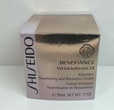 Neuf Shiseido Benefiance Wrinkle Resist 24 Intensive Nourishing And Recovery Cre