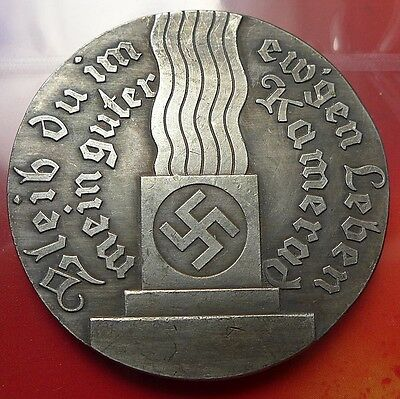 German Reichsmark Exonumia Coin Third Reich Ww2 Hitler Putch