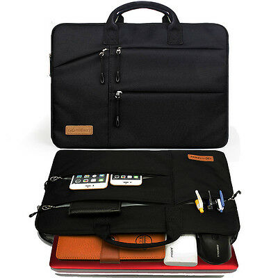 Portable Laptop Sleeve Case Carry Bag Cover For MacBook Air Pro 13/15'' inch HP