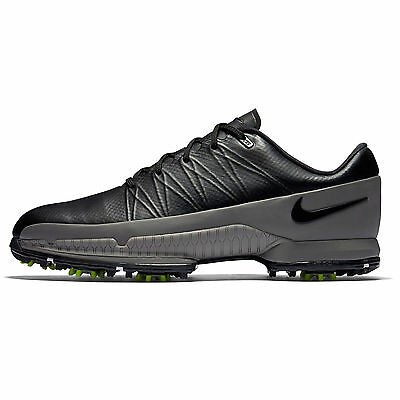 New Nike Golf Air Zoom Attack Mens Golfing Shoes Spikes Cleats : Black
