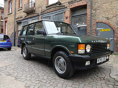 Land Rover Range Rover Vogue Demo + 1 Owner From New