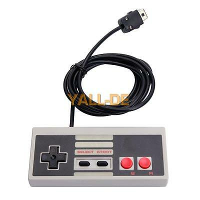 Brand New Wired Game Controller Gamepad for Nintendo Mini NES Classic Editio DE