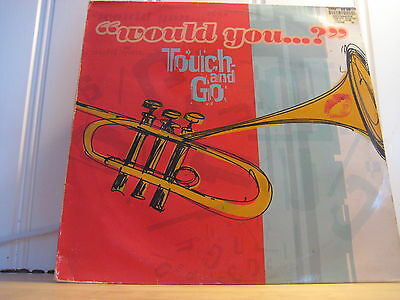 "Touch And Go ‎– Would You...? 12"" Vinyl 1998"