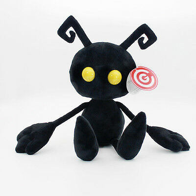 Kingdom Hearts Shadow Heartless Plush Square Enix Figure Doll Soft Toy Lot Gift
