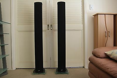 Paradigm Millenia 300 Reference floor standing speakers new condition $3400 RRP