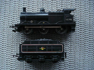 Triang R251 Class 3F loco and R33 Tender GC