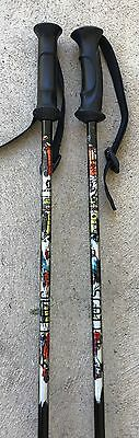 SKI STOCKS /POLES SCOTT KIDS 105cms