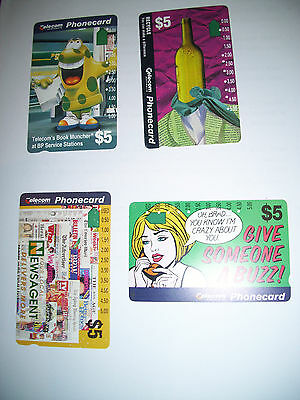 Phone cards Telecom Phonecard Vintage The LOT!